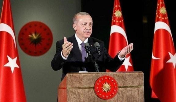 Erdoğan'dan 65 yaş emeklilerine aylık maaş müjdesi