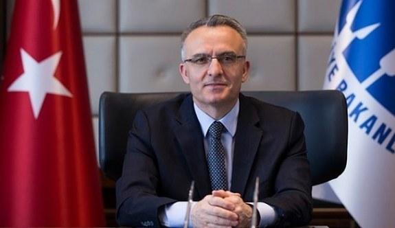 Maliye Bakanı Naci Ağbal'dan maaş açıklaması! Kamu çalışanları...