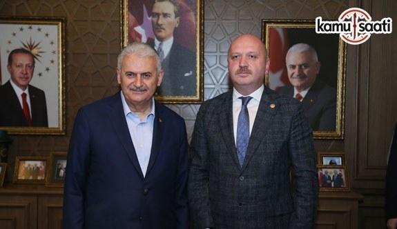 "Metin Gündoğdu ""AK Parti Hamaset Değil İcraat Partisi"""