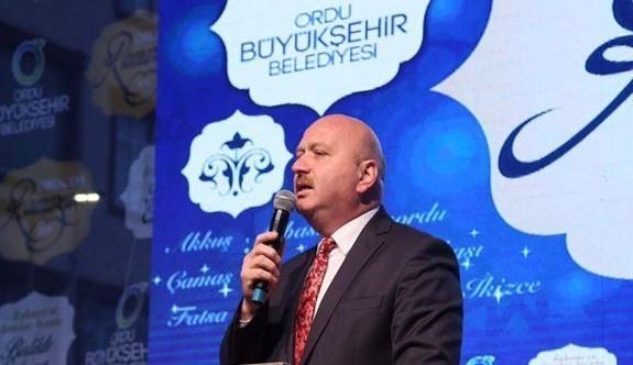 """Metin Gündoğdu """"AK Parti İle İstikrar Sürecek"""""""