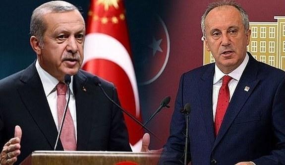 Muharrem İnce'den Erdoğan'a 100 bin lira tazminat davası