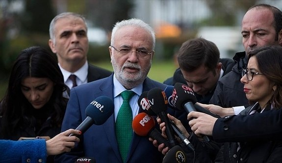 Mustafa Elitaş: AK Parti'den 320 civarında milletvekili kazanacak