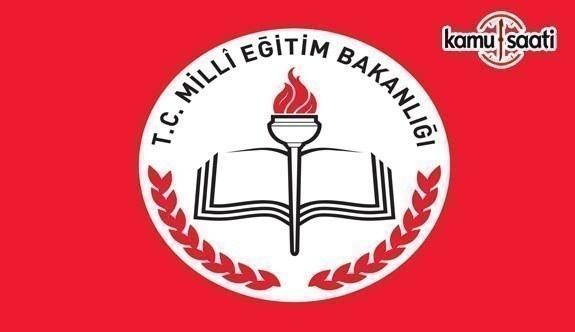 Öğretmenlerin seçim görevine ilişkin MEB'den resmi yazı