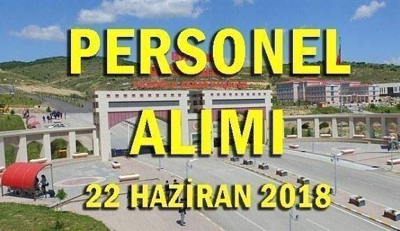 Yozgat Bozok Üniversitesi 53 Sözleşmeli Personel Alımı - 22 Haziran 2018