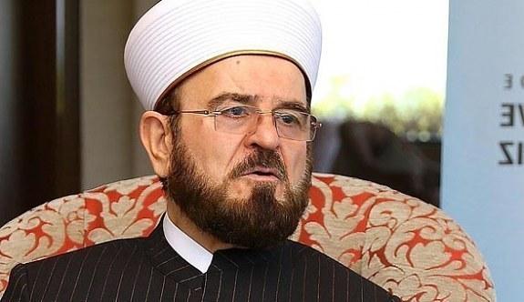 Dünya Müslüman Alimler Birliğinden tebrik mesajı! Türk halkı...