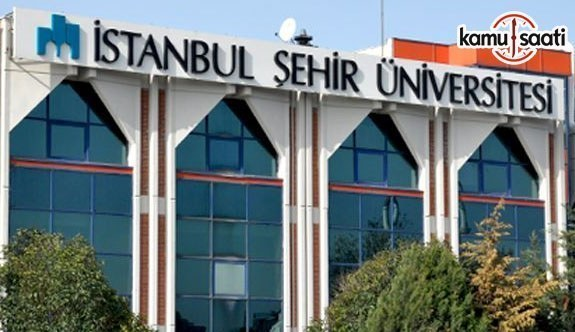 İstanbul Şehir Üniversitesi Lisansüstü Eğitim ve Öğretim Yönetmeliğinde Değişiklik Yapıldı - 16 Temmuz 2018 Pazartesi