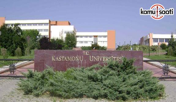 Kastamonu Üniversitesi Muhammed İhsan Oğuz Uygulama ve Araştırma Merkezi Yönetmeliği - 12 Temmuz 2018 Perşembe