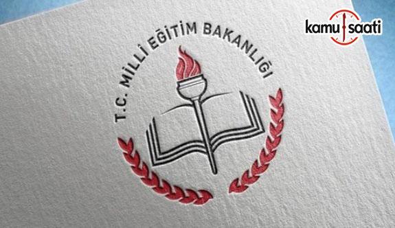 MEB Özel Eğitim Kurumları Yönetmeliğinde Değişiklik Yapıldı - 5 Temmuz 2018 Perşembe