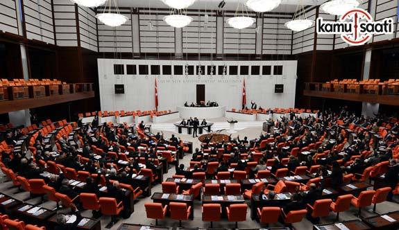 Parlamentoda parti sayısı 8'e yükseldi