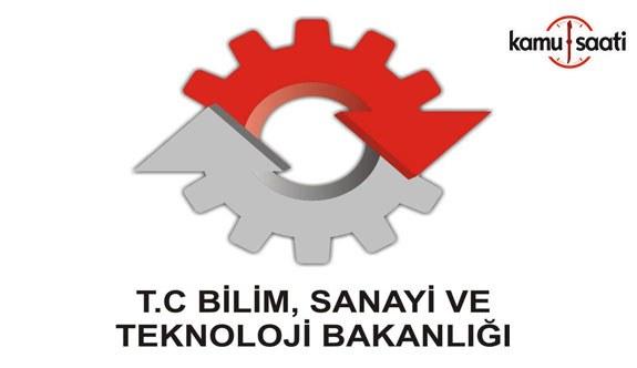 Sanayi ve Teknoloji Bakan Yardımcıları belli oldu