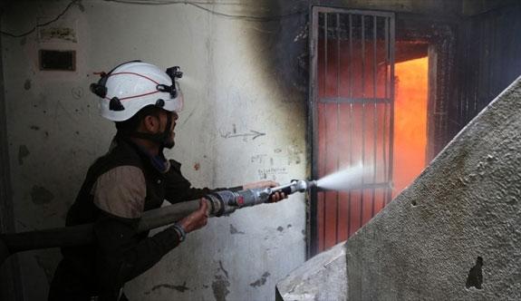 Ürdün'den Suriye'deki 422 Beyaz Baretliye geçiş izni