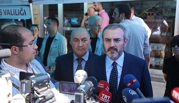 AK Parti Genel Başkan Yardımcısı Ünal: Kur atağı millet mukavemetiyle bertaraf edildi