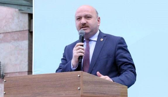 AK Parti Ordu Milletvekili Metin Gündoğdu'dan 30 Ağustos Zafer Bayramı mesajı