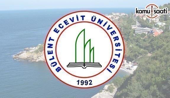 Bülent Ecevit Üniversitesi'ne ait 3 yönetmelik Resmi Gazete'de yayımlandı - 14 Ağustos 2018 Salı