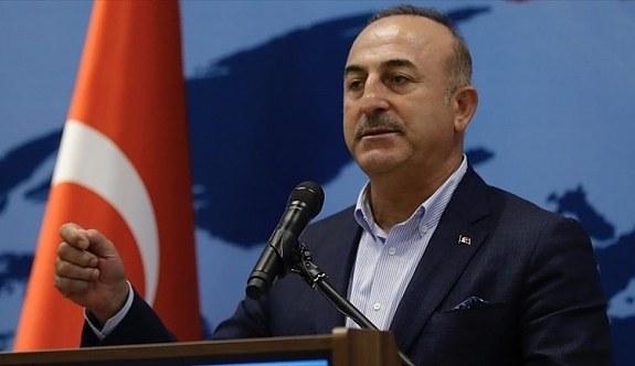 Dışişleri Bakanı Çavuşoğlu'ndan Münbiç açıklaması!
