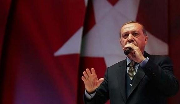 Erdoğan'dan 'Malazgirt Zaferi' mesajı