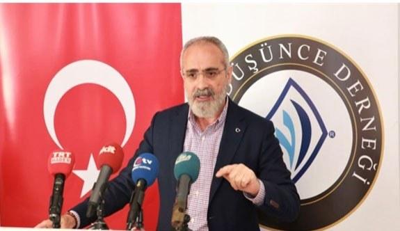 """Yalçın Topçu, """"Türkiye Milli Çıkarlarını Her Şartta Korumakta Kararlıdır"""""""