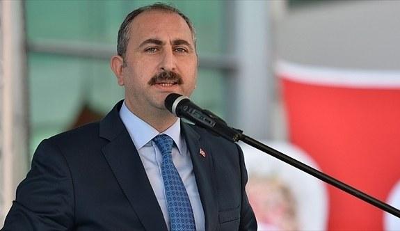 Adalet Bakanı Gül: İstinafa gelen dosya sayısı 1 milyon 200 bin civarında