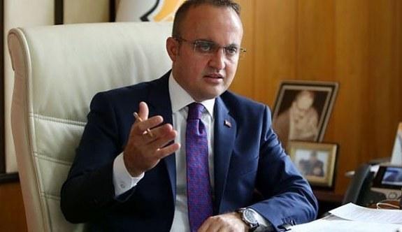 AK Parti Grup Başkanvekili Turan'dan af teklifi açıklaması