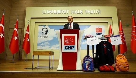 CHP Genel Başkan Yardımcısı Kaya: LGS sistemi kaldırılmalı
