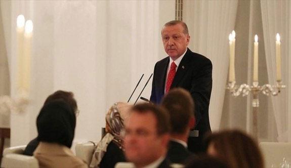 Cumhurbaşkanı Erdoğan: Teröristleri korumak gibi bir görevimiz yok