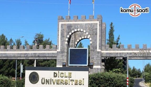 Dicle Üniversitesi Diş Hekimliği Fakültesi Eğitim-Öğretim Sınav ve Klinik Ders Yükü Pratik Uygulama Yönetmeliğinde Değişiklik Yapıldı - 27 Eylül 2018 Perşembe