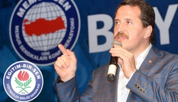 """Memur-Sen Genel Başkanı Ali Yalçın """"Kamuda Tasarrufa Yönelik Adımları Doğru Buluyoruz"""""""