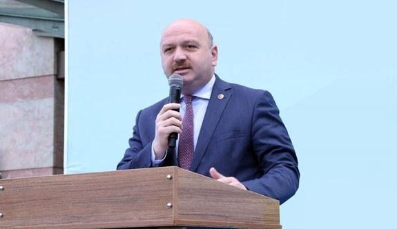 """Metin Gündoğdu """"İŞKUR Üzerinden 850 Kişi İstihdam Edilecek"""""""