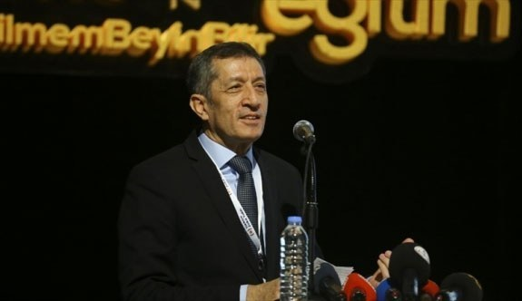 Milli Eğitim Bakanı Selçuk: Zamana ihtiyaç var