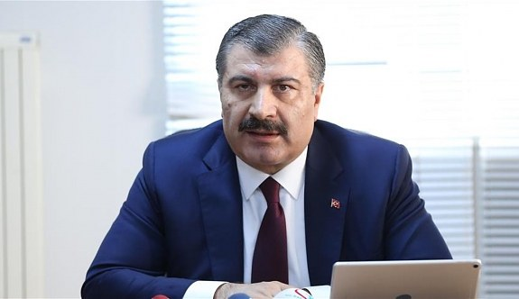 Sağlık Bakanı Fahrettin Koca'dan Şarbon açıklaması