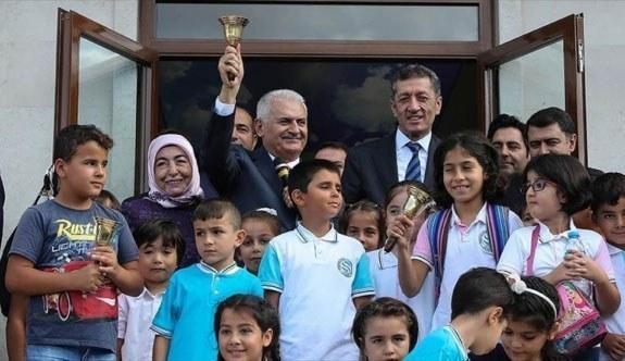 TBMM Başkanı Yıldırım: Temiz okullar için gelin bir seferberlik başlatalım