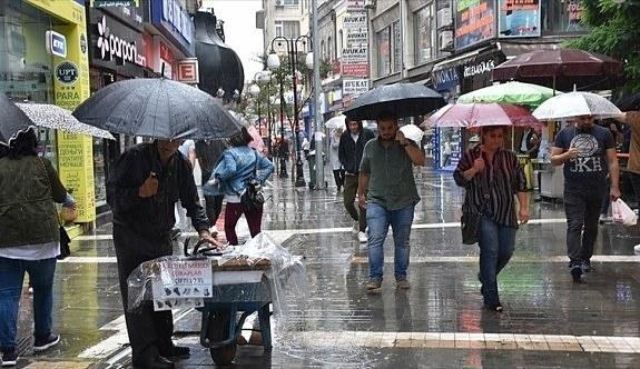 Yağışların etkisi artıyor! Türkiye...