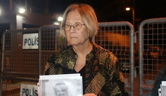 ABD'li eski diplomat Ann Wright'dan Cemal Kaşıkçı açıklaması