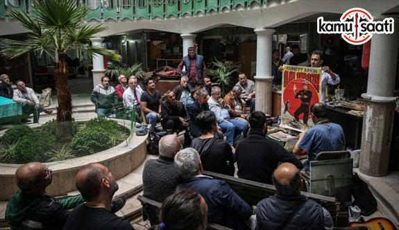 Bursa'da Eski eşya mezatı koleksiyonerlerin gözdesi