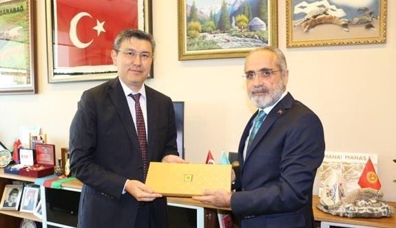 Cumhurbaşkanı Başdanışmanı Topçu'nun yazısı Kazakistan Devlet Gazetende yayımlandı