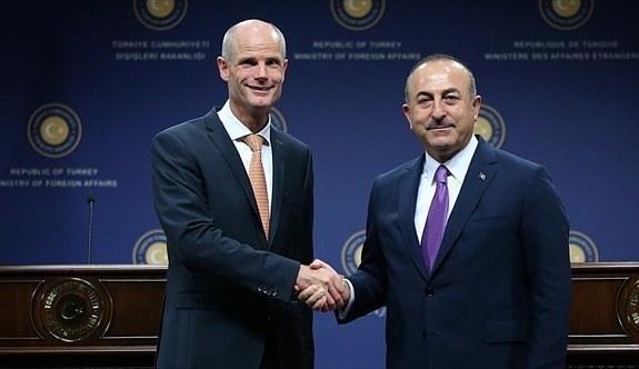 Dışişleri Bakanı Çavuşoğlu: Hollanda ile ilişkilerimizi geliştirmek istiyoruz