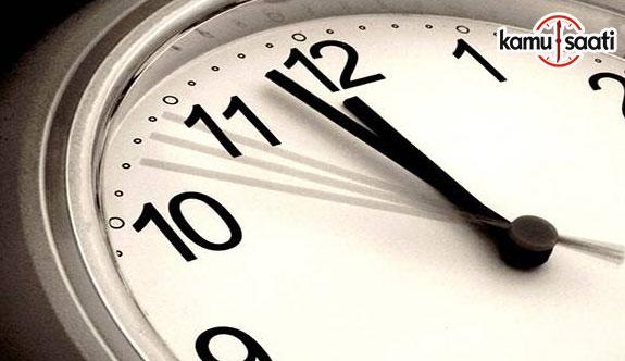 İleri saat uygulamasına ilişkin karar Resmi Gazete'de yayımlandı