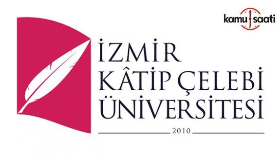 İzmir Kâtip Çelebi Üniversitesi Sürekli Eğitim Uygulama ve Araştırma Merkezi Yönetmeliği - 22 Ekim 2018 Pazartesi