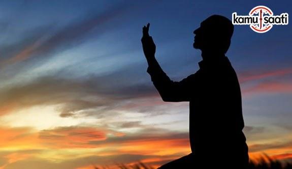 2018 KPSS Önlisans Sınav öncesi ve esnasında okunacak dualar - Sınav Başarı Duası