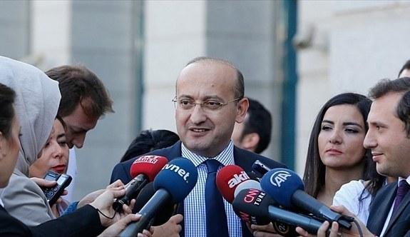 AK Parti Ankara Milletvekili Akdoğan: Bir milletvekilinin FETÖ ağzıyla konuşması kabul edilemez