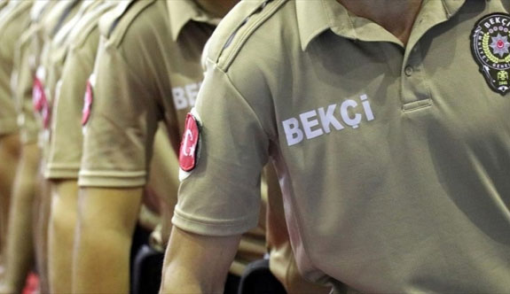 Emniyet Genel Müdürlüğüne 10 bin bekçi kadrosu ihdas edildi