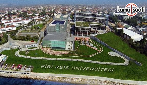 Piri Reis Üniversitesi Deniz Hukuku Uygulama ve Araştırma Merkezi Yönetmeliği - 5 Kasım 2018 Pazartesi