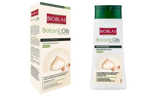 Yağlı Saçlar için Mükemmel Çözüm Bioblas!