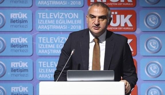 Kültür ve Turizm Bakanı Ersoy: Türkiye dizi ihracatında önemli bir mesafe katetti