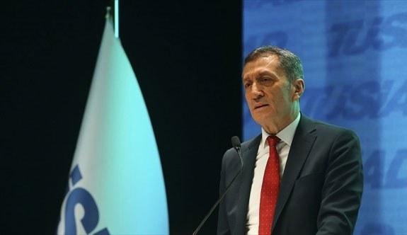 Milli Eğitim Bakanı Selçuk: Eğitim kurumu iktisadi hayatla birebir eşleşmeli