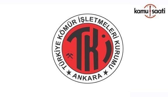 Türkiye Kömür İşletmeleri Kurumu Genel Müdürlüğü Personeli Görevde Yükselme ve Unvan Değişikliği Yönetmeliği - 24 Aralık 2018 Pazartesi