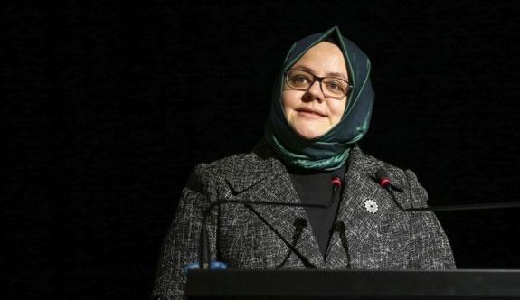 Aile, Çalışma ve Sosyal Hizmetler Bakanı Selçuk: Huzurlu ev ortamı çocuk için en önemli okul