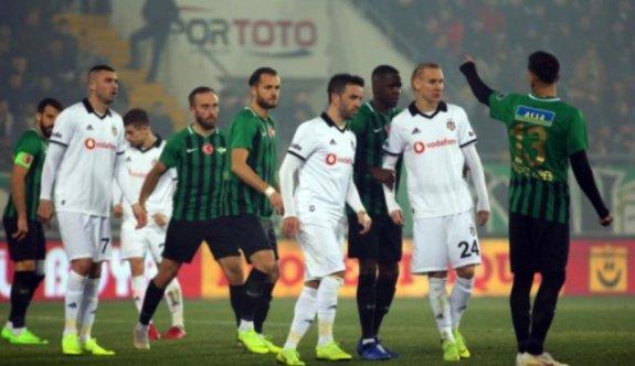 Akhisarspor-Beşiktaş maçında kural hatası var mı?