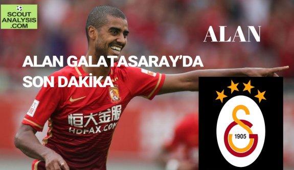 Alan Carvalho Galatasaraya geliyor mu? Transfer olacak mı 21 ocak 2019