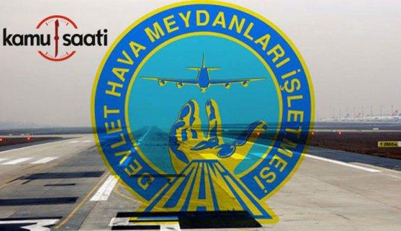 Devlet Hava Meydanları İşletmesi / DHMİ özel güvenlik personeli alımı 2019